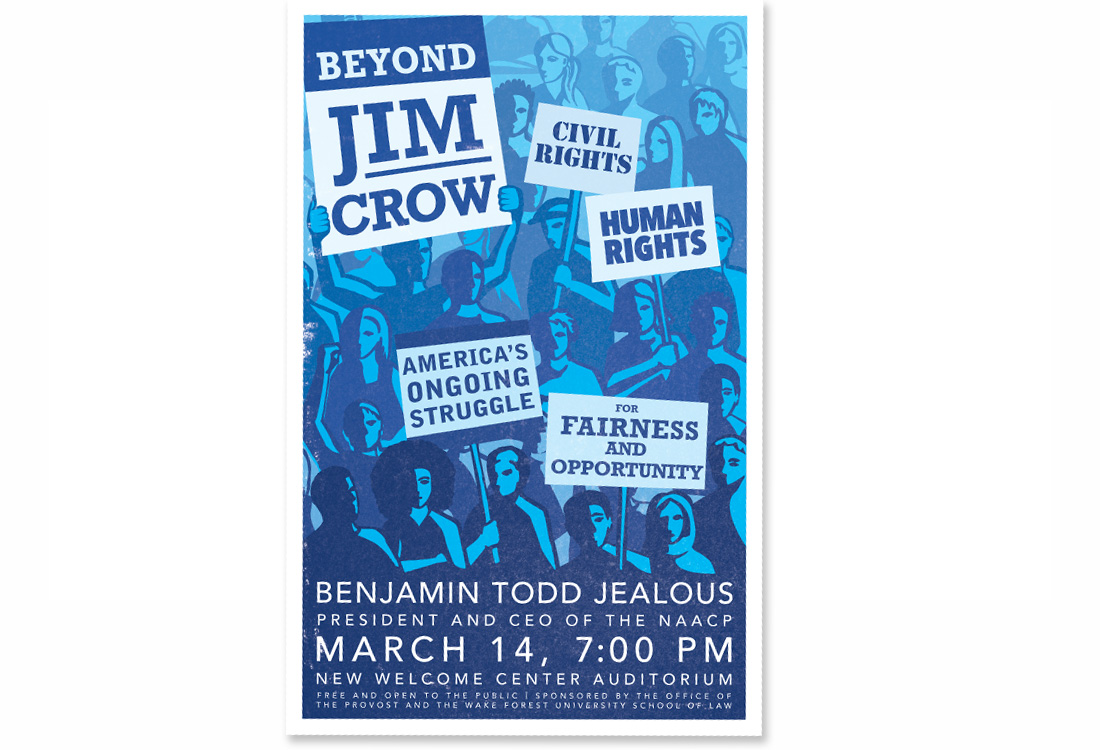 beyond Jim Crow poster