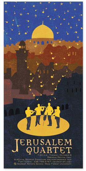 Jerusalem-Quartet